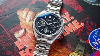 An Excellent Chronograph With Rich History - Bulova Lunar Pilot