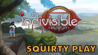 INDIVISIBLE (Prototype) - Smack All The Things With Things