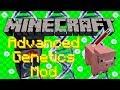 [1.6.4] NOT THE LATEST VERSION Advanced Genetics Minecraft Mod Showcase