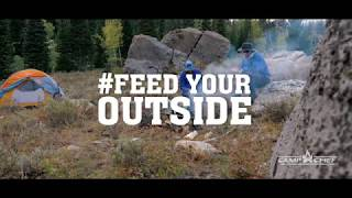How Do You Feed Your Outside? Cooking fish