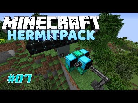 HermitPack   Quantum Quarry Extra Utilities 2   #7 (Minecraft 1.10.2)