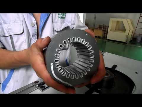 Stator Slot Liner Machine-Nide Mechanical