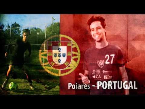 Fabio Cabral - Meio Campo - 98 - Brasil  Poiares - Portugal