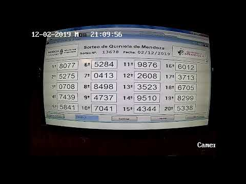 MÉTODO PARA GANAR LA QUINIELA from YouTube · Duration:  9 minutes 3 seconds