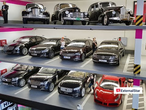 Update Of My 1:18 Die-cast Garage Diorama As Of April 2018