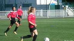 L équipe de foot féminin de sucy.