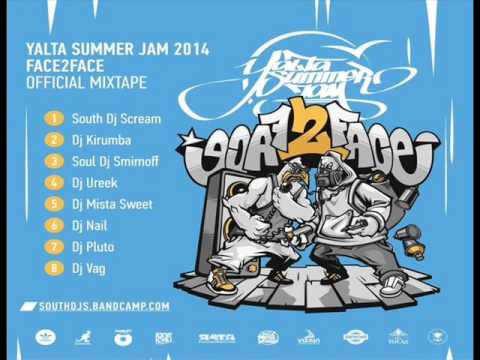 Dj Nail - Yalta Summer Jam Face2Face Official Mixtape (2014)