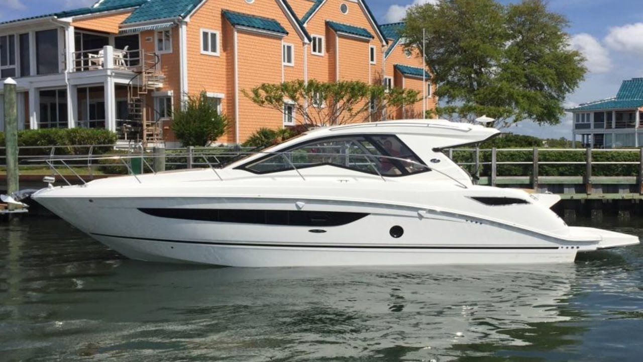 2017 Sea Ray Sundancer 350 Coupe For Sale At Marinemax Wrightsville Beach