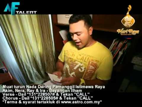 MTV Akim, Nera, Ray, Ira   Bayangan Ilham