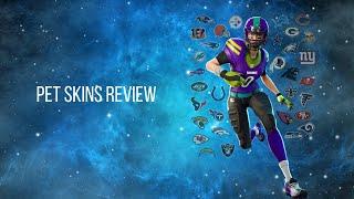 NFL Skins Fortnite REVIEW