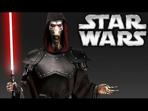the death of darth plagueis star wars explained youtube. Black Bedroom Furniture Sets. Home Design Ideas