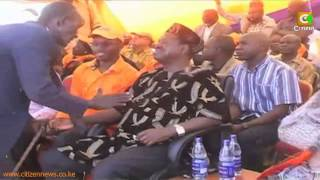 Odinga In Homa Bay To Lead Campaign For ODM's Moses Kajwang