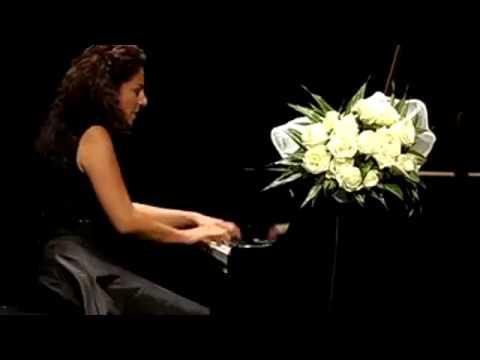 Piazzolla Libertango - Cristiana Pegoraro, piano