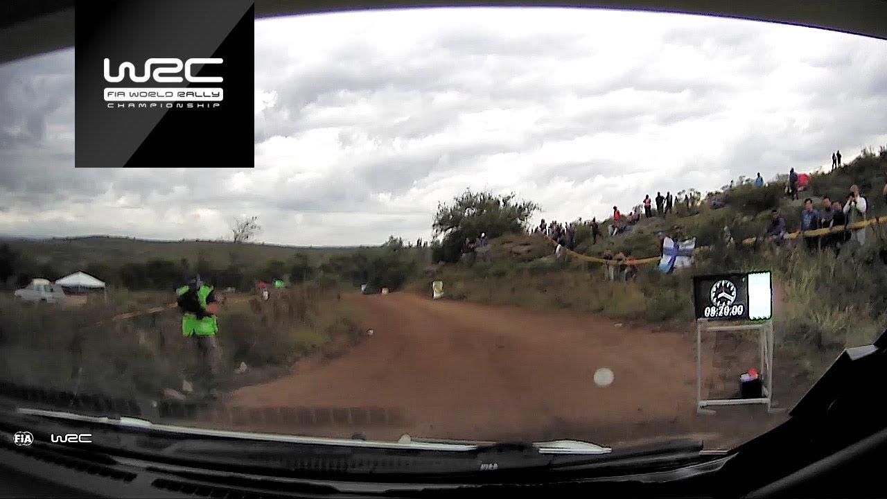 WRC - YPF Rally Argentina 2018: Shakedown ONBOARD Latvala