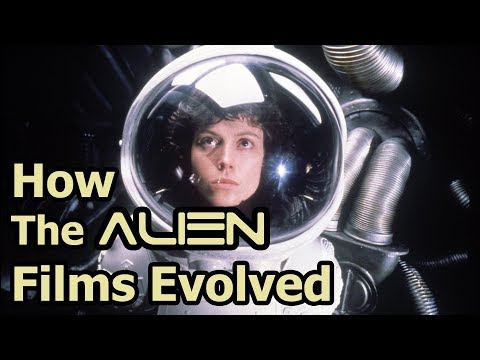 How The Alien Movie Series Evolved