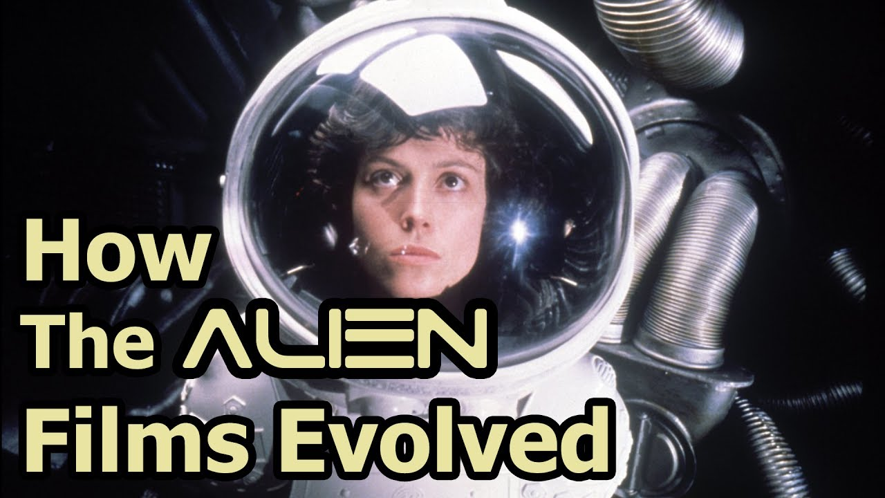 how the alien movie series evolved youtube