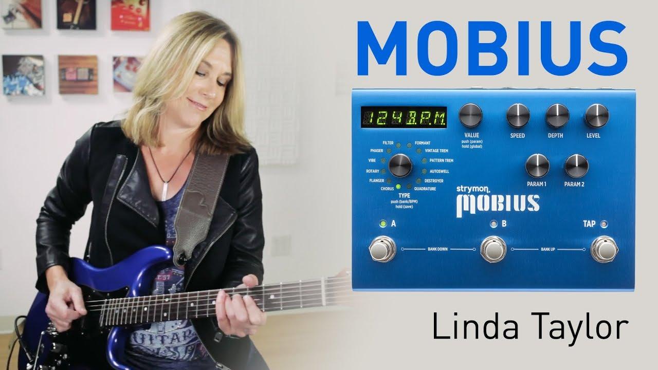 Strymon Mobius Modulation - Linda Taylor - guitar demo ...