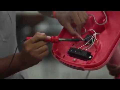 การซ่อมอุปกรณ์อิเล็กทรอนิกส์เบื้องต้น วิทยาลัยสารพัดช่างมหาสารคาม ปวช3