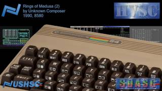 Rings of Medusa (2) - Unknown Composer - (1990) - C64 chiptune