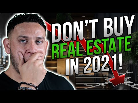 The #1 Reason Not To Buy A House In 2021!
