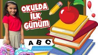 Okulda İlk Günüm Okula Dönüş 2018 | Back to School