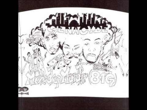 Genacide - Mixed Up Murder (81G)