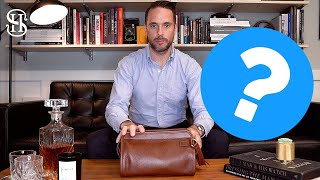 What's In My Dopp Kit? | Travel & Grooming Essentials For Men