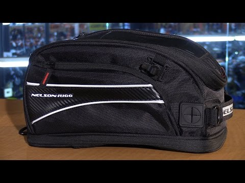 Nelson Rigg CL-2015 Journey Sport Motorcycle Tank Bag Review