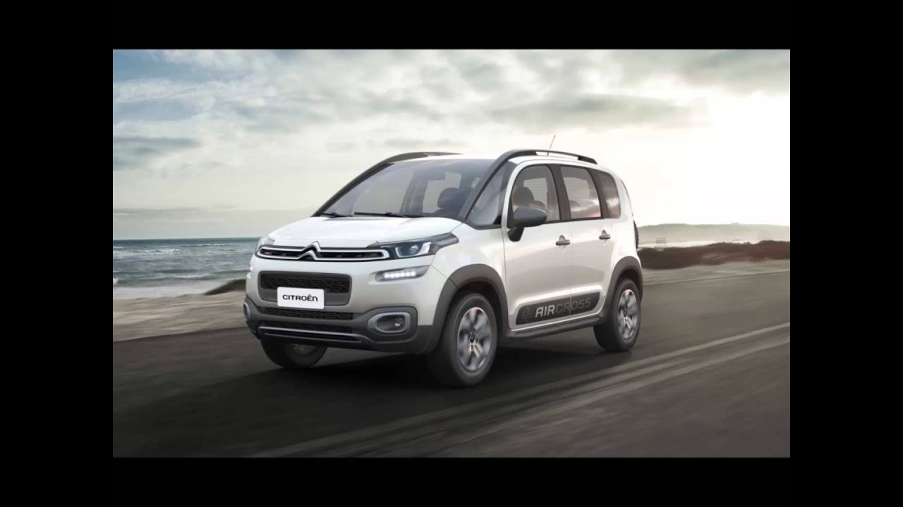 citroen c3 aircross 2016 youtube. Black Bedroom Furniture Sets. Home Design Ideas
