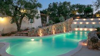 Cod 101 - Villa con piscina - Vacanze a Torre Suda