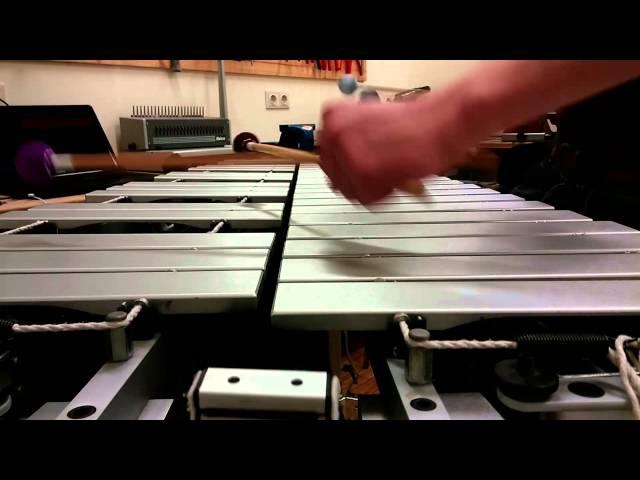 Leo Waltersdorfer - Slow Times (vibraphone solo)
