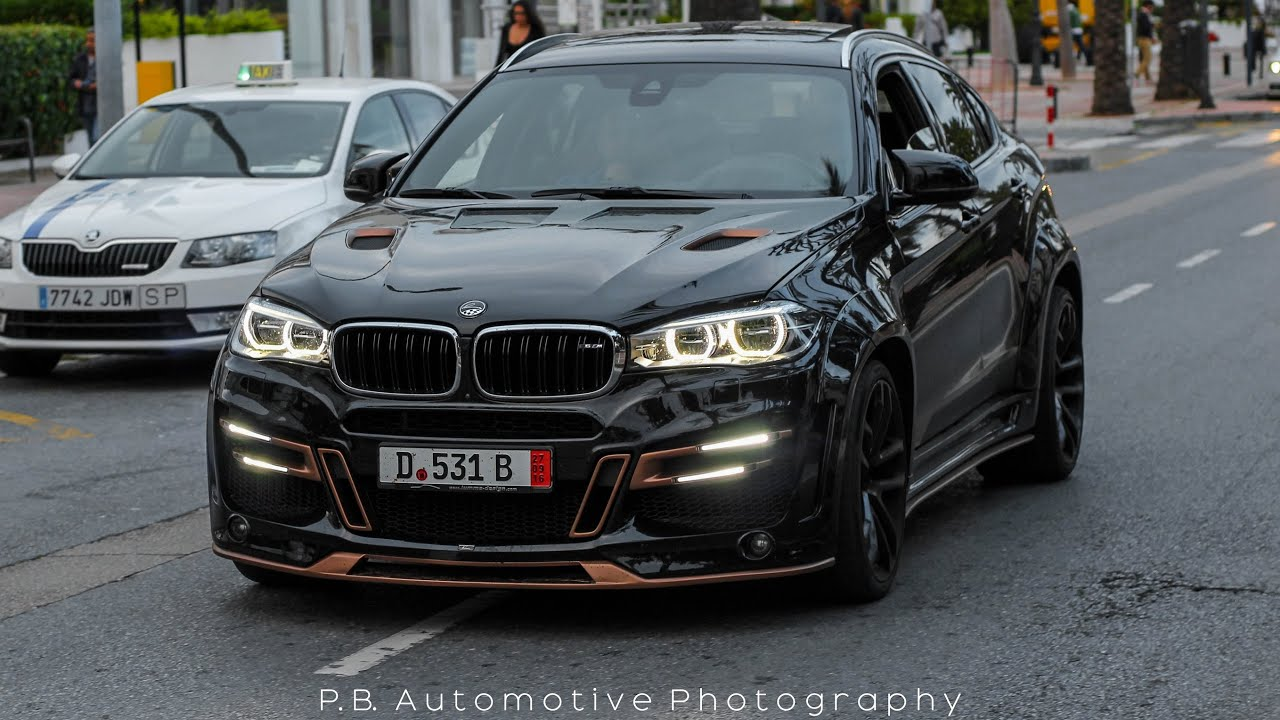 bmw lumma clr x6 r sound in puerto ban s youtube. Black Bedroom Furniture Sets. Home Design Ideas