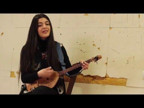 Mariam Elieshvili - Shenma Survilma Damlia (Acoustic Solo)