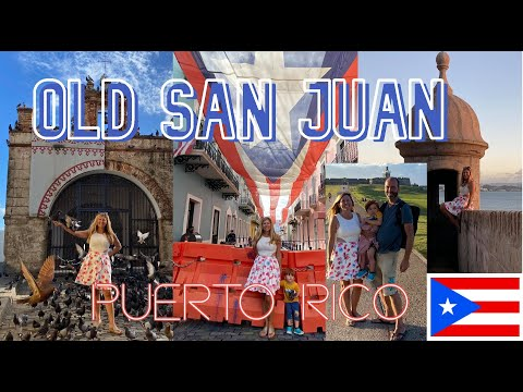 Our Trip to the Big City: Old San Juan, Puerto Rico and More!