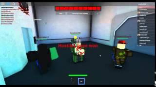 Roblox War Clan Raids: Episode 1, The Forest Clan vs Lortex Security