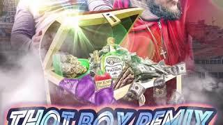 G.De'leon  X  TITO - Thot Box (Remix)