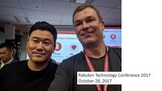 Rakuten Technology Conference 2017 - Mikitani-san Keynote