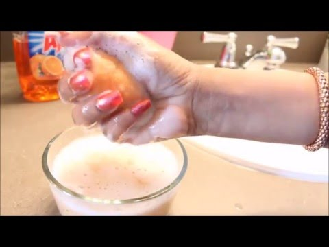 How to Clean your Makeup Sponge//Easy,Cheap & quick Way