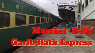 200journeys 12216Mumbai Bandra (T)  Delhi Sarai Rohilla Garib Rath Express (PT)
