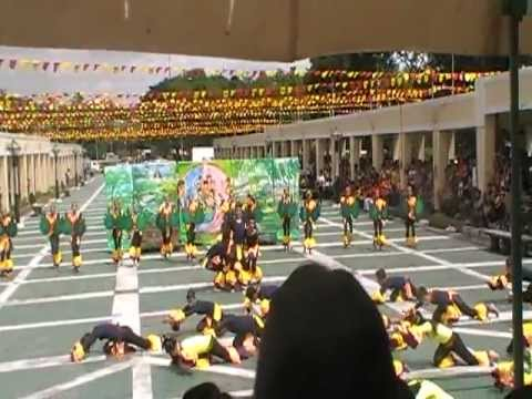 Commonwealth High School St. Dance Competition - CHAMPION
