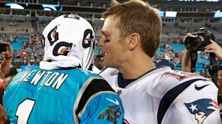 Cam Newton Highlights vs The Patriots | 2-0 vs Brady ᴴᴰ