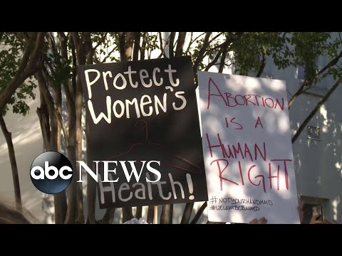 The latest on the Alabama abortion ban bill