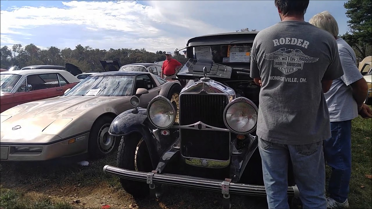 Hershey Region AACA Car Show And Market YouTube - Klick lewis car show