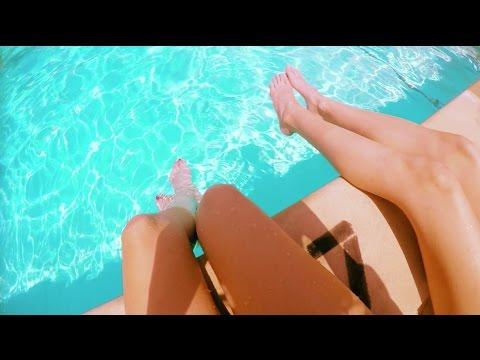 BRIGHT - ECHOSMITH - GO PRO Underwater Music Video (Landon Austin Cover)