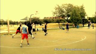 X-Fade 3 on 3 Basketball 7.21.12