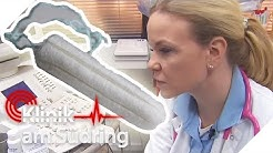 Tampon in falsches Loch gesteckt: Jetzt kommt er nicht mehr raus! | Klinik am Südring | SAT.1