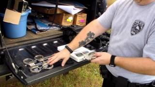 Smith & Wesson MP lever lock handcuffs
