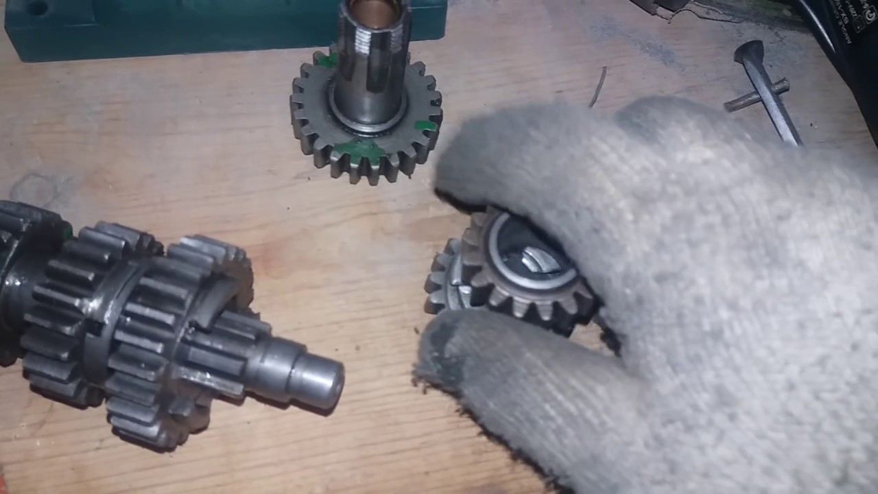 Как сделать 4 скорость на минске