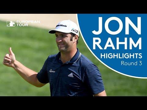 Jon Rahm Highlights | Round 3 | 2018 Open de España