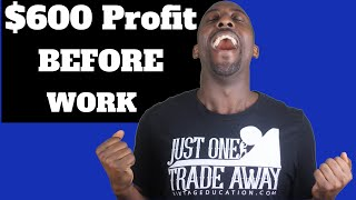 Forex Trading Strategy that Works - Trading Under 60 Minutes a Day
